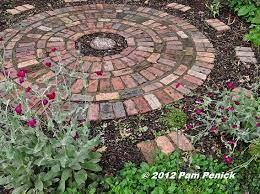 brick patterns patio