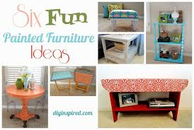 diy painted furniture ideas. Six Fun Painted Furniture Ideas Diy Painted Furniture Ideas T