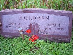 Mary Alice Graves Holdren (1873-1952) - Find A Grave Memorial