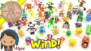 Z wind up toys