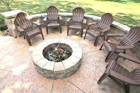 Stamped concrete patio with fire pit cost Outdoor Living Fire Pit On Concrete Patio Concrete Fire Pits Outdoor Concrete Floor Concrete Patio With Square Fire Thextremacom Fire Pit On Concrete Patio Dualsinfo
