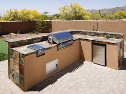 Making An Outdoor Kitchen Kitchen Outdoor Kitchen In Your Backyard With Outdoor Kitchen