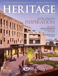 Heritage Winter & Spring 2018 issuu by Heritage Hotels and Resorts ...