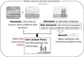 Components Of Ecosystem Flow Chart Ecosystem Services Accounts Valuing The Actual Flow Of