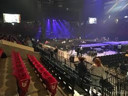 Bjcc Arena Section 11l Rateyourseats Com