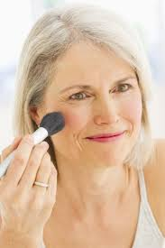 my best makeup tips for women over 50 add a pop of blush to your cheeks blend well on the apples of your cheeks