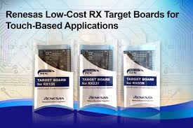 Renesas Design Renesas Electronics Introduces Low Cost Target Boards