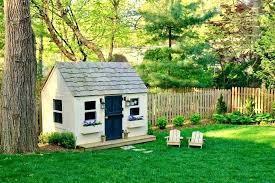 diy pallet playhouse pallet playhouse build your own playhouse kit how to build a playhouse out