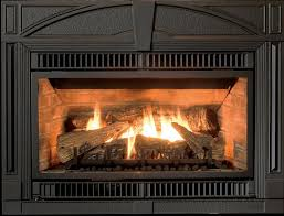 direct vent gas fireplace reviews home depot propane logs within decor 18