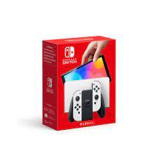 Nintendo Switch OLED - wit