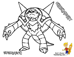 Small Picture Free Printable Pokemon Coloring Pages For Kids Pokemon Coloring