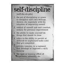 Self Discipline Quotes 95 Images In Collection Page 2