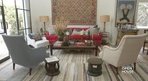 Designer Decor Classy Designer Tour Inside Kathryn Ireland's Home With Elle Decor NBC 32