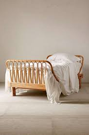 9 Ways to Go Vintage with Rattan Furniture | Mabel. | Rattan, Bed ...
