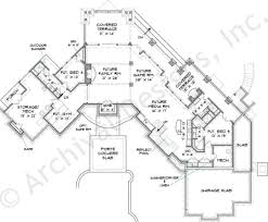 house plans for view lots awesome house plans for view lots single story wide front of