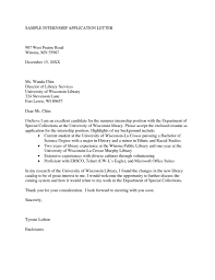 excellent cover letters for internship applications excellent 29 excellent cover letters for internship applications excellent inside excellent cover letter