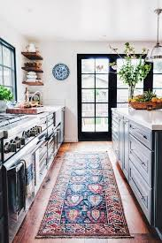 solid color kitchen rugs for home