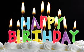 Wallpaper Happy Birthday Cake And Candles 1920x1200 Hd Picture Image