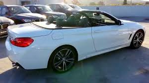 All BMW Models bmw 428i convertible review : NEW BMW 435 Convertible M Performance Exhaust!! BMW Review - YouTube