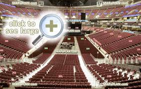 Long Beach Terrace Theater Seating Chart Clean Verizon Center Section 404 Giants Stadium Seating