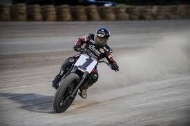 experiencing the indian motorcycle ftr750 flat track bike