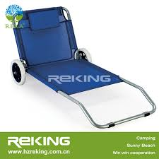 folding beach chairs. Folding Beach Chair With Wheels And Soft Pillow - Buy Wheel,Folding Pillow,Wheeled Product On Alibaba. Chairs