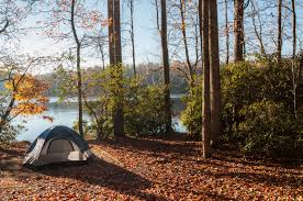 camping in the woods. Interesting The To The Woods We Go Fall Camping In Southeast Michigan In The K