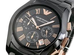 emporio armani black round dial ar1410 ceramic case men s wa armani black round dial ar1410 ceramic case men s watch 5 product stars was £598 80