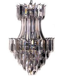 modern acrylic chandelier
