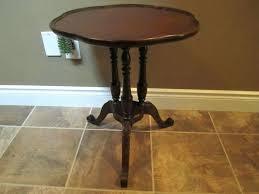 antique round end table vintage round pedestal side end table for antiques antique round end antique round end table