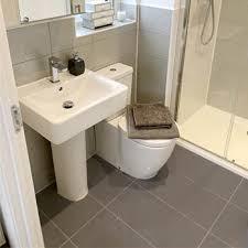 super grey polished porcelain tiles
