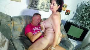Amateur German granny enjoys naughty hard mature fuck PornDoe