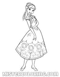 Simply download them all and print them out. Frozen 2 Coloring Pages For Kids Mister Coloring Coloring Pages Coloring Pages For Kids Color