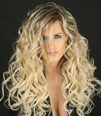 Perm Hair Style long curly hairstyles the envy of most girls loose curls perm 7972 by wearticles.com
