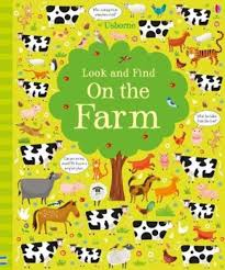 <b>Look and</b> Find on the Farm by <b>Kirsteen Robson</b> (9781474941594 ...