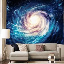 wall tapestry wall hanging galaxy tapestry sky tapestry space tapestry 3d milky way tapestry hippie mandala bohemian tapestry living room bedroom space