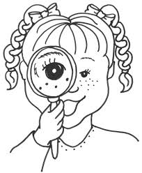 5 Senses Coloring Pages Coloring Pages For Kids-11292 - Max ...