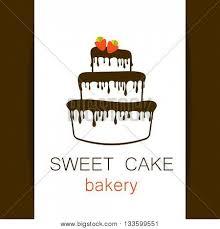 Sweet Cake Bakery Vector Photo Free Trial Bigstock