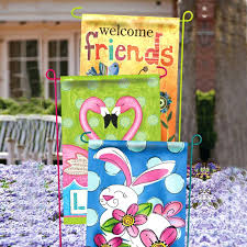 garden flag stand whole garden flag stands 3 assorted colors by evergreen enterprises large garden flag garden flag stand