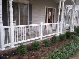 exterior wood railing. wood railing for concrete exterior