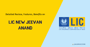 Jeevan Anand Policy Chart Lic New Jeevan Anand Plan Table 815 Review Features And