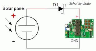 solar panel wiring diagram diode wiring diagram solar panel circuit diagram symbol nodasystech
