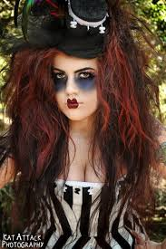 fun gothic doll makeup costume