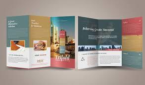 Six Panel Brochure Effective Brochure Design Renanlopes Me