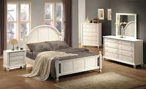 White Bedroom Set Queen Anne Vintage Furniture Coaster .