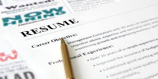 The Importance of Writing a Good Resume