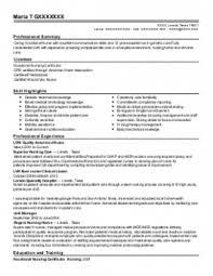 Nurse Educator Resume Examples 22 Clarifications On Sample Resume For Clinical Nurse