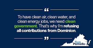 13 Ways I Will Fight For Virginias Environment Tom For Virginia