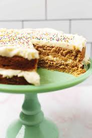 This low carb birthday cake features layers of moist chocolate cake filled with rich vanilla pastry cream. Keto Birthday Cake With Buttercream Frosting Low Carb With Jennifer