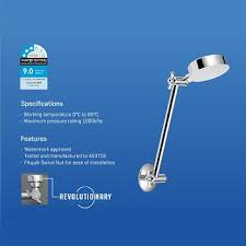 sh02sw shower head and arm